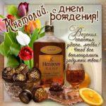Анатолий поздравить открытки день рождения