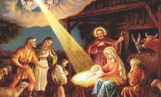 Как празднуют Рождество