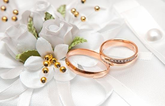 Свадьба кольца